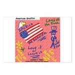 American Graffiti Postcards (Package of 8)