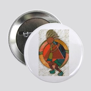 Kokopelli healing Button