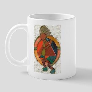 Kokopelli healing Mug