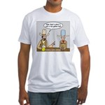 10 Gallon Hat Fitted T-Shirt