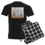 10 Gallon Hat Men's Dark Pajamas