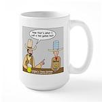 10 Gallon Hat Large Mug