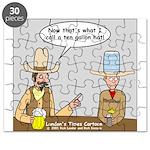 10 Gallon Hat Puzzle