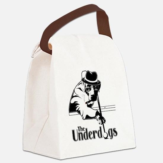 underdogsnew shirt white 2 Canvas Lunch Bag