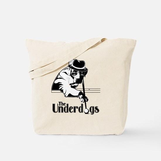underdogsnew shirt white 2 Tote Bag