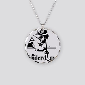 underdogsnew shirt white 2 Necklace Circle Charm