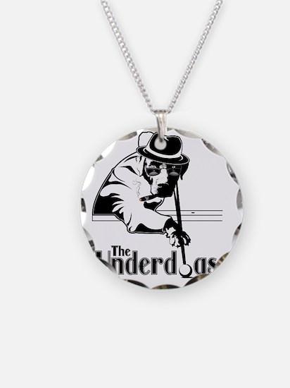 underdogsnew shirt white 2 Necklace