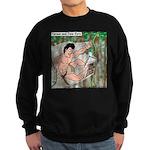 Tarzan and Jane Eyre Sweatshirt (dark)