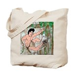 Tarzan and Jane Eyre Tote Bag