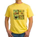 Tarzan Swinging Yellow T-Shirt