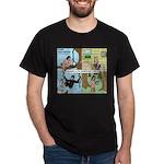 Tarzan Swinging Dark T-Shirt