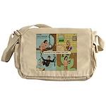 Tarzan Swinging Messenger Bag