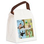 Tarzan Swinging Canvas Lunch Bag