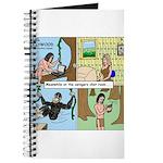 Tarzan Swinging Journal