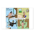 Tarzan Swinging Postcards (Package of 8)