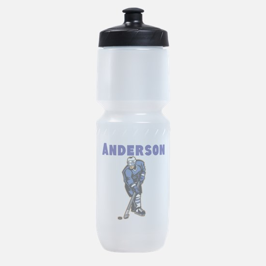 Personalized Hockey Sports Bottle