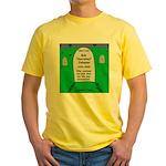 RIP Socrates Yellow T-Shirt