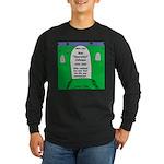 RIP Socrates Long Sleeve Dark T-Shirt
