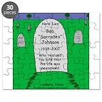 RIP Socrates Puzzle