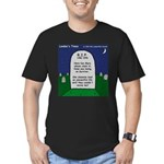 RIP Mary Men's Fitted T-Shirt (dark)