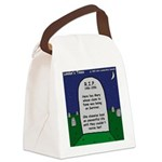 RIP Mary Canvas Lunch Bag