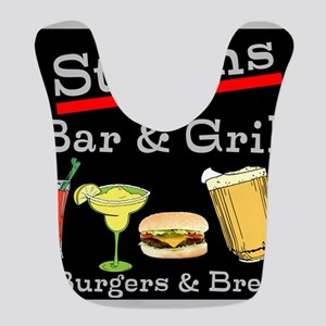 Personalized Bar and Grill Bib