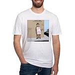 Modern Bum Fitted T-Shirt