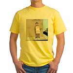 Modern Bum Yellow T-Shirt