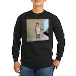 Modern Bum Long Sleeve Dark T-Shirt