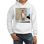 Modern Bum Hooded Sweatshirt