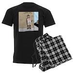 Modern Bum Men's Dark Pajamas