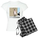 Modern Bum Women's Light Pajamas
