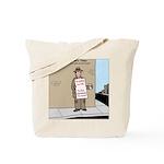 Modern Bum Tote Bag
