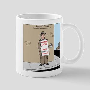 Modern Bum Mug