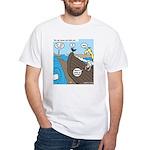 Noah and Moses White T-Shirt