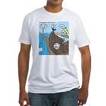 Noah and Moses Fitted T-Shirt