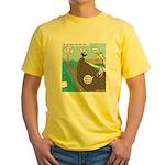 Noah and Moses Yellow T-Shirt