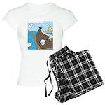 Noah and Moses Women's Light Pajamas