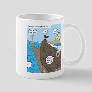 Noah and Moses Mug