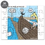 Noah and Moses Puzzle