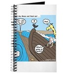 Noah and Moses Journal