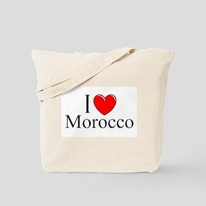 """""""I Love Morocco"""" Tote Bag"""