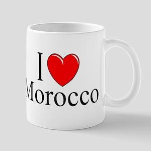 """""""I Love Morocco"""" Mug"""