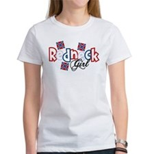 Redneck Girl (Big) T-Shirt