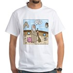 Noah as Janitor White T-Shirt