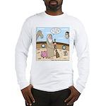 Noah as Janitor Long Sleeve T-Shirt