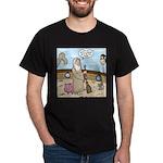 Noah as Janitor Dark T-Shirt