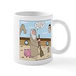 Noah as Janitor Mug