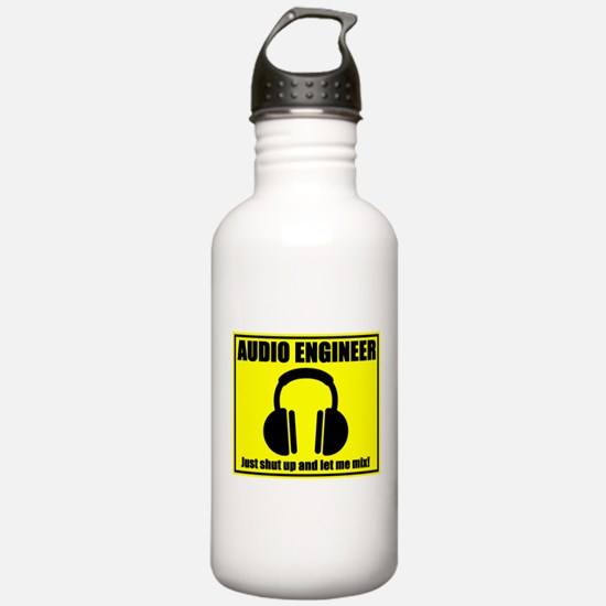Let Me Mix Sports Water Bottle
