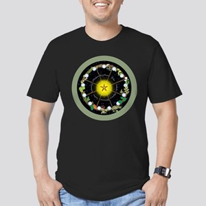 Wheel of the Year in Holidays T-Shirt